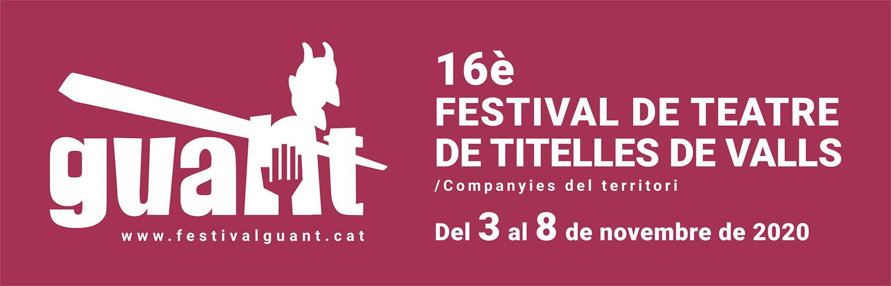 16è Festival internacional de teatre de titelles de Valls